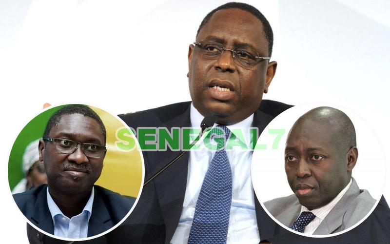 M lamine diallo le ministre de la justice est for Election ministere de l interieur