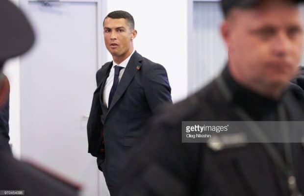 Cristiano Ronaldo dégoûté par le Real Madrid et Neymar — Esp