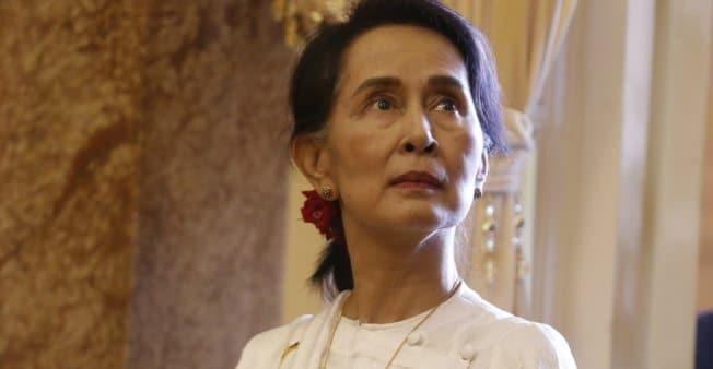 La citoyenneté d'honneur retirée à Aung San Suu Kyi — Canada