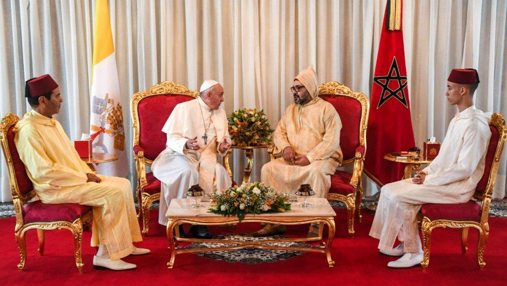 Le message vidéo du Pape François pour le peuple marocain